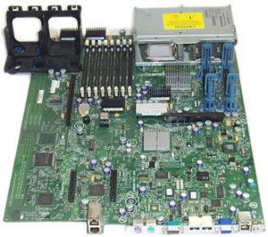 HP 436526-001 Proliant DL380G5 Server Motherboard